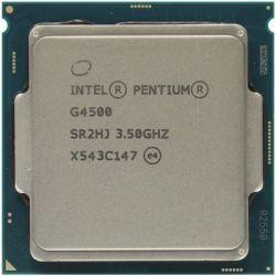 cpu s-1151 pentium-g4500 oem